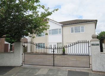 Thumbnail 4 bed detached house for sale in Rowland Lane, Cleveleys
