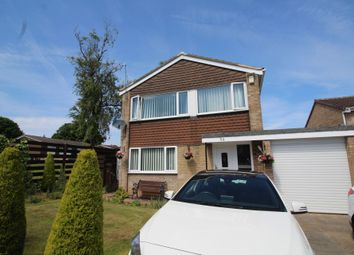 Thumbnail 3 bed detached house for sale in Thornhope Close, Washington
