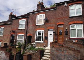 Thumbnail 2 bedroom terraced house for sale in Winsdon Road, Luton, Bedfordshire