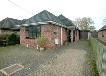Thumbnail 2 bed bungalow for sale in Change Lane, Willaston, Neston, Cheshire
