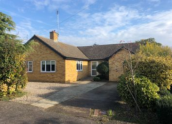 Thumbnail 4 bed detached bungalow for sale in Benyon Gardens, Culford, Bury St. Edmunds