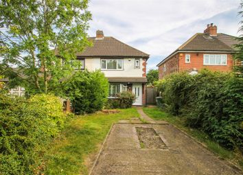 Thumbnail 3 bedroom semi-detached house for sale in Lichfield Road, Pelsall