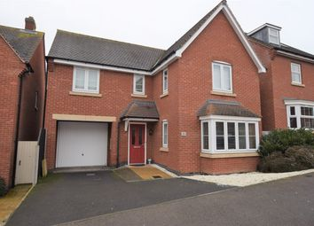 Thumbnail 4 bedroom detached house for sale in Oaklands Drive, Earl Shilton, Leicester