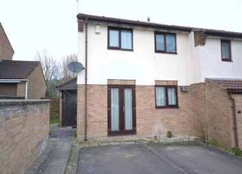 Thumbnail 1 bed semi-detached house for sale in Ladd Close, Kingswood, Bristol