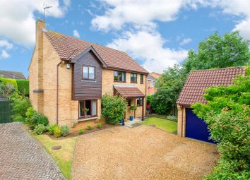 Thumbnail 4 bed detached house for sale in Browning Avenue, Kettering