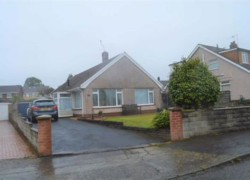 Thumbnail 3 bed detached bungalow for sale in Cotswold Close, Swansea