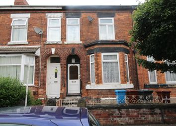 Thumbnail 3 bed terraced house for sale in Lidiard Street, Crumpsall, Manchester