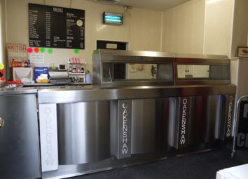 Thumbnail Leisure/hospitality for sale in Fish & Chips BD12, Oakenshaw, West Yorkshire
