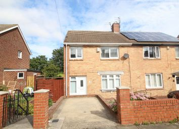 Thumbnail 3 bed semi-detached house for sale in Burns Avenue, Boldon Colliery