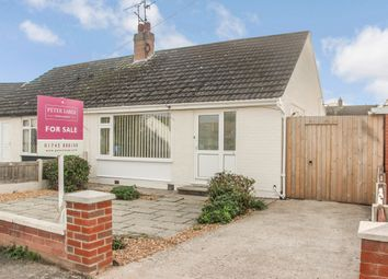 Thumbnail 2 bed semi-detached bungalow for sale in Bangor Crescent, Prestatyn