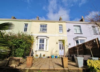 Thumbnail 4 bed terraced house for sale in Saltram Terrace, Plymouth