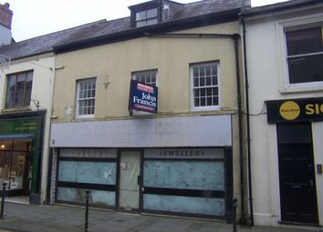 Thumbnail Restaurant/cafe for sale in King Street, Carmarthen
