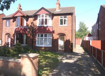 Thumbnail 3 bed semi-detached house to rent in Exeter Road, Scunthorpe