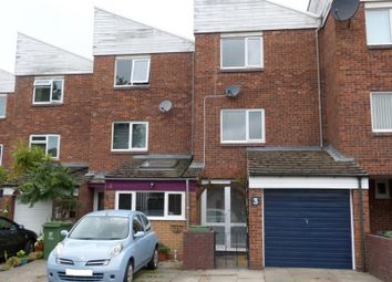 Thumbnail 3 bed terraced house to rent in Huntington Close, Redditch