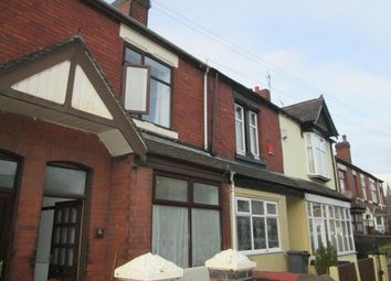Thumbnail 2 bed terraced house to rent in Scott Lidgett Road, Stoke-On-Trent
