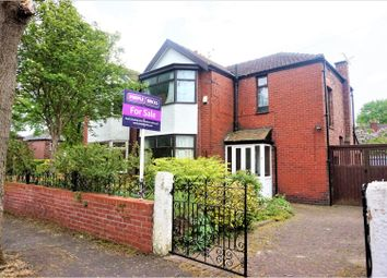 Thumbnail 3 bed semi-detached house for sale in Rokeby Avenue, Manchester