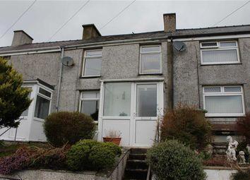Thumbnail Terraced house for sale in Hyfrydle Road, Caernarfon, Gwynedd