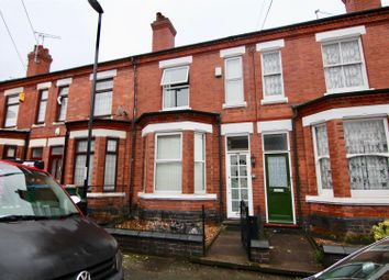 Thumbnail 4 bedroom terraced house for sale in St. Osburgs Road, Stoke, Coventry