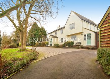 Thumbnail 4 bed detached house for sale in Bardfield End Green, Thaxted, Dunmow