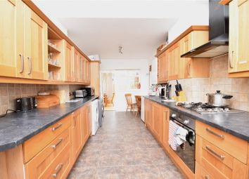 Thumbnail 3 bedroom end terrace house to rent in Grove Road, London