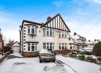 Thumbnail 5 bed semi-detached house for sale in Lewis Road, Sidcup