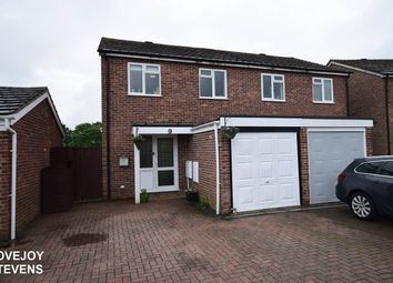 Thumbnail 3 bedroom semi-detached house for sale in Bodmin Close, Thatcham
