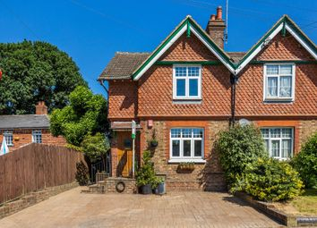 Thumbnail 2 bedroom semi-detached house for sale in Horsham Road, Handcross, Haywards Heath