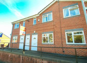 Thumbnail 1 bedroom flat for sale in Bucknall Old Road, Hanley, Stoke-On-Trent