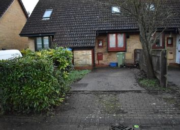 Thumbnail 1 bedroom terraced house to rent in Carnot Close, Milton Keynes