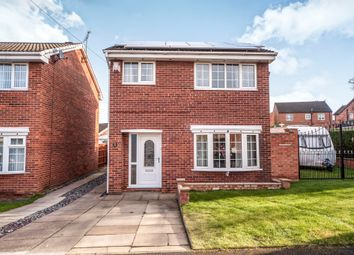 Thumbnail 3 bed detached house for sale in Coppice Avenue, Hatfield, Doncaster