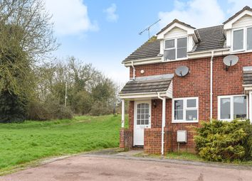 Thumbnail 1 bed end terrace house for sale in Colmworth Close, Lower Earley