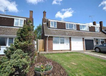 Thumbnail 3 bed semi-detached house for sale in Bideford Close, Abington, Northampton