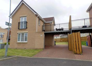 Thumbnail 2 bed link-detached house for sale in Duncanrig Crescent, Westwood, East Kilbride