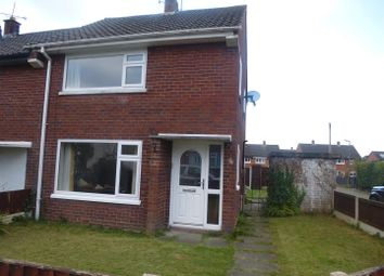 Thumbnail 2 bed terraced house to rent in Bexton Avenue, Winsford