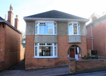 Thumbnail 4 bed detached house for sale in Rodwell Avenue, Weymouth