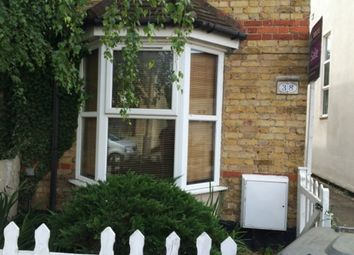 Thumbnail 1 bed flat to rent in New Road, Staines