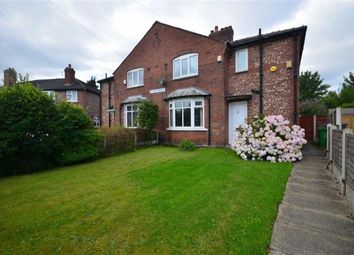 Thumbnail 3 bedroom semi-detached house to rent in Doncaster Avenue, Withington, Manchester, Greater Manchester