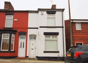 Thumbnail 2 bed terraced house for sale in Binns Road, Old Swan, Liverpool L13.