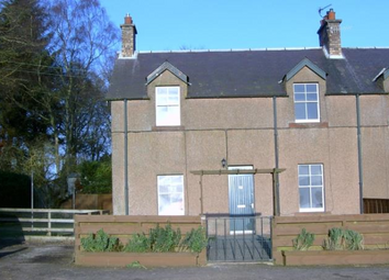 Thumbnail 2 bed semi-detached house to rent in 1 Woodheads Farm Cottage, Greenlaw Duns