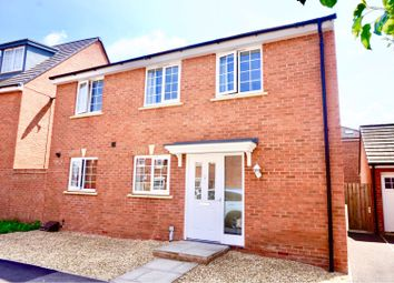 Thumbnail 4 bed detached house for sale in Goose Bay Drive Kingsway, Gloucester