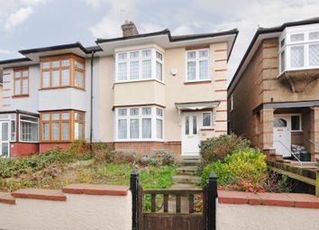 Thumbnail 3 bed semi-detached house to rent in Boston Gardens, Brentford
