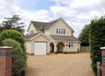 Thumbnail 4 bedroom detached house for sale in Grafton Close, (Off Westbury Avenue), Bury St. Edmunds