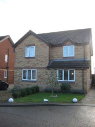 Thumbnail 2 bed semi-detached house for sale in Vale Close, Horsford, Norwich