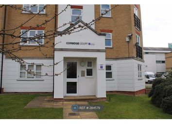 Thumbnail 1 bed flat to rent in Corbidge Court, London