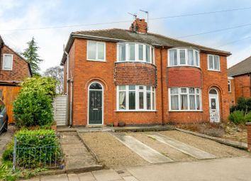 3 bed semi-detached house for sale in Wilton Rise, Holgate, York YO24
