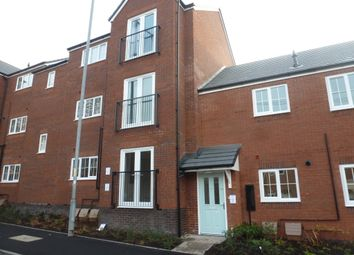 Thumbnail 2 bed flat for sale in Tasker Street, Walsall