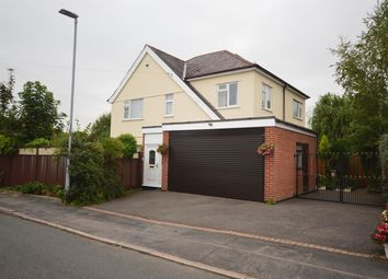 Thumbnail 4 bed detached house for sale in Browning Street, Narborough, Leics