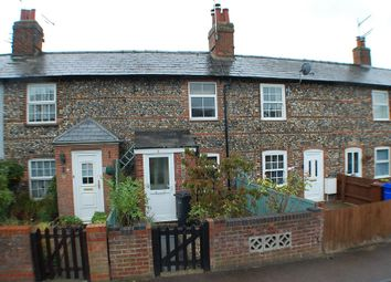 Thumbnail 2 bed terraced house to rent in Bakers Row, Newmarket