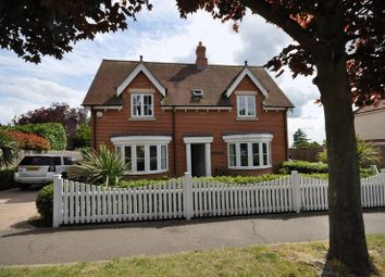 Thumbnail 4 bed detached house for sale in Victory Road, West Mersea, Colchester