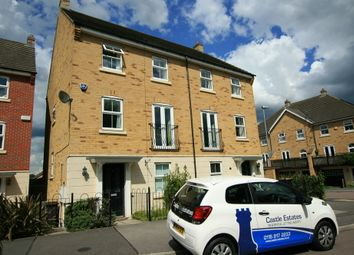 Thumbnail 4 bed town house to rent in Alderman Close, Beeston, Nottingham